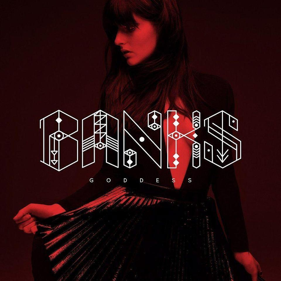 <p>In this slow-burn of a song, Banks sings about forbidden love, and maybe, long lines at the squat rack.</p><p><em>What if the way we started made it something cursed from the start.</em> </p>