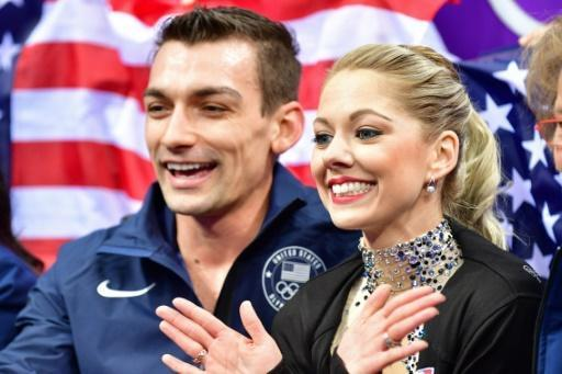 <p>Love on ice -- skating and dating at the Olympics</p>