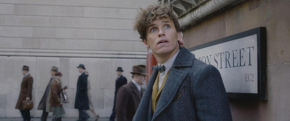 <p>Eddie Redmayne stars as Newt Scamander, in his quest to defeat the evil Gellert Grindelwald. The return to the wizarding world has been a bit delayed by filming complications brought on by COVID-19, but fear not. The film is indeed happening, and it's expected to cast a spell on audiences in November 2021.</p>