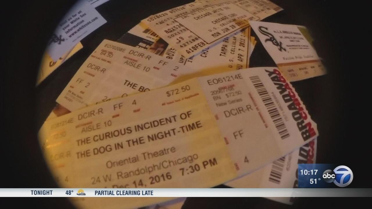 Buying tickets for a U2 concert, Lollapalooza and the Pitchfork Music Festival can cost fans double or triple the cost due to industry practices and third-party services that can jack up the costs.