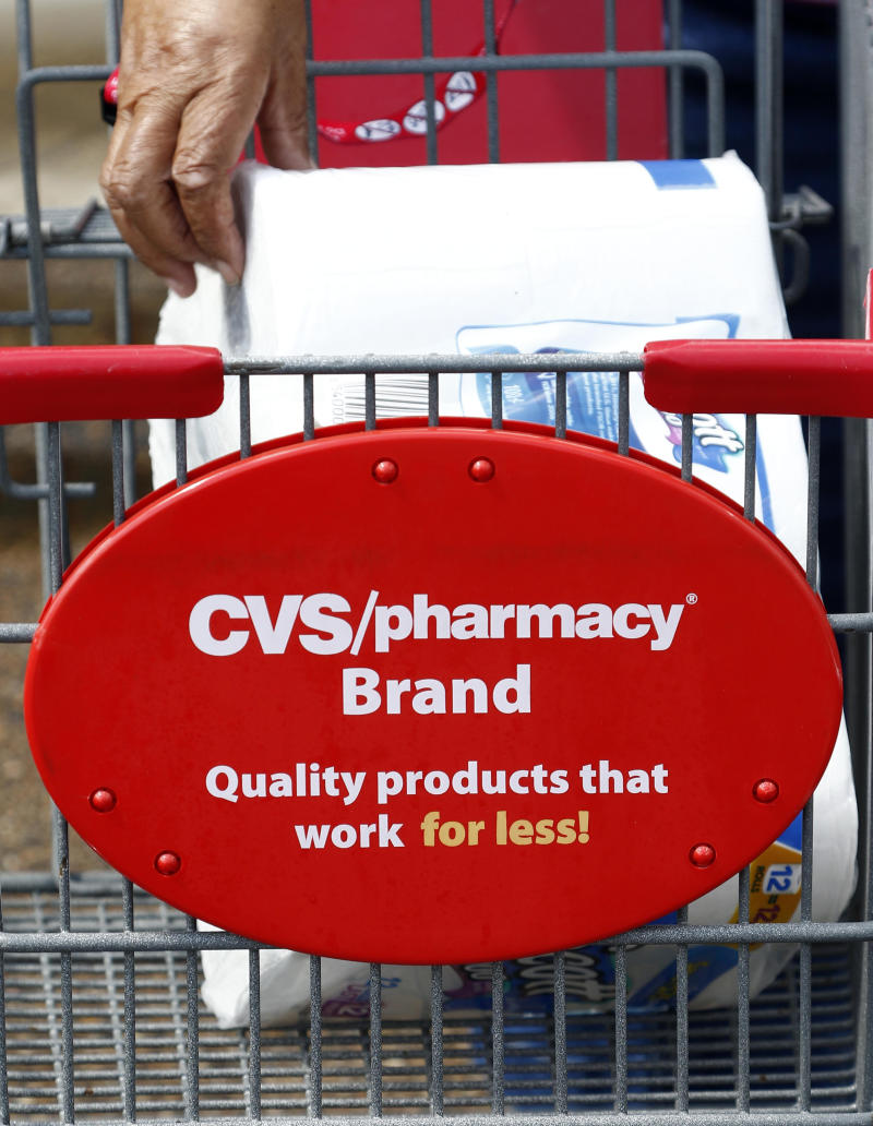 CVS Health tops 3Q earnings forecasts backs 2018 outlook