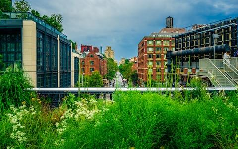 The High Line, NY - Credit: © Artem Vorobiev 2015/Copyright Artem Vorobiev