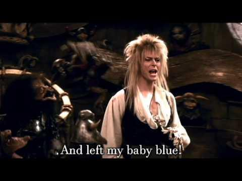 """<p>Bowie transforms into the Goblin King for the movie <em>Labyrinth</em>, but, surrounded by his chorus of goblins, he makes it sound really fun. Kids love repeating the call-and-response """"You remind me of the babe"""" beginning.</p><p><a class=""""link rapid-noclick-resp"""" href=""""https://www.amazon.com/Magic-Dance/dp/B01LZNIE4N?tag=syn-yahoo-20&ascsubtag=%5Bartid%7C10055.g.27955468%5Bsrc%7Cyahoo-us"""" rel=""""nofollow noopener"""" target=""""_blank"""" data-ylk=""""slk:ADD TO PLAYLIST"""">ADD TO PLAYLIST</a></p><p><a href=""""https://www.youtube.com/watch?v=z6DJmp21vcQ"""" rel=""""nofollow noopener"""" target=""""_blank"""" data-ylk=""""slk:See the original post on Youtube"""" class=""""link rapid-noclick-resp"""">See the original post on Youtube</a></p>"""