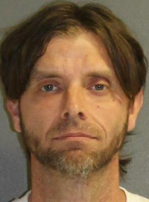 Jeremy Floydis accused of threatening his girlfriend numerous times with a gun. He's now facing domestic violence charges. (Volusia County Sheriffs Office)
