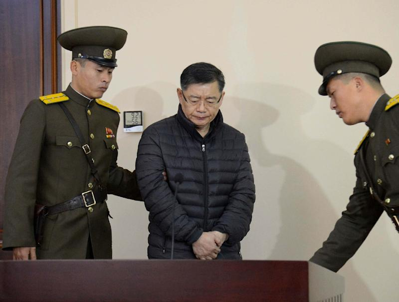 Freed Christian Pastor Describes North Korean Labor Camp Conditions