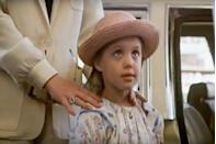 <p>Jolie played a young girl in this '80s film, which also starred her father, Jon Voight.</p>