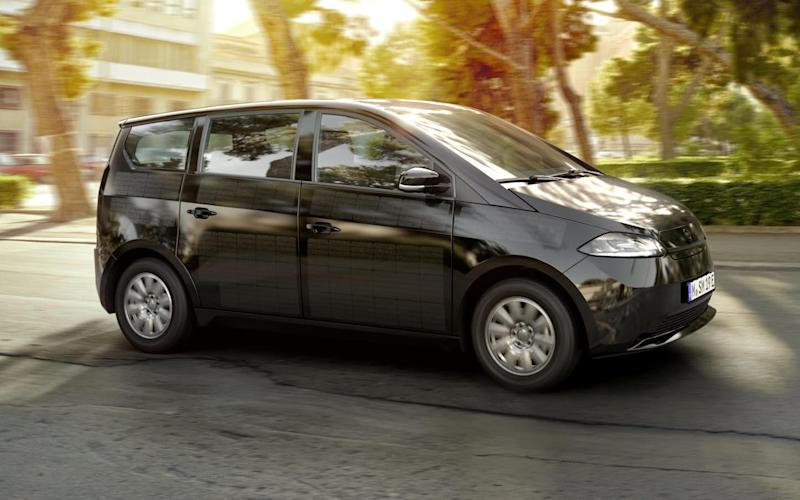 Sono Motors Sion - the electric car that charges itself