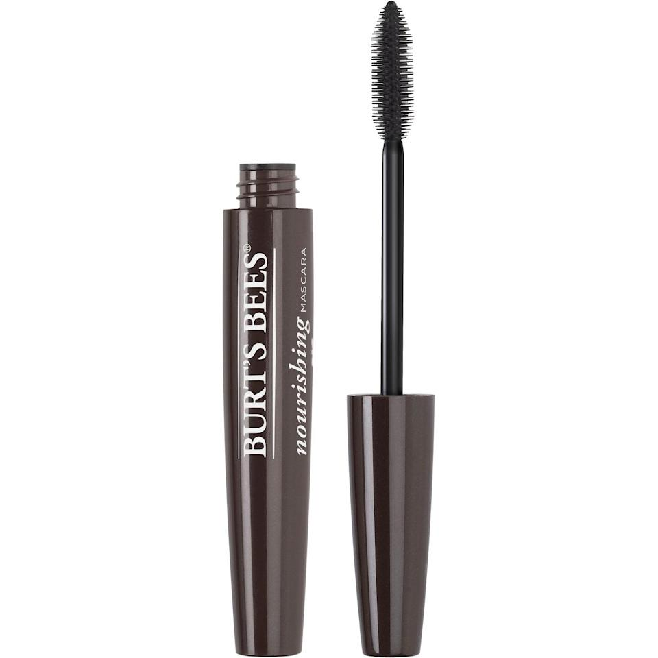 <p>The <span>Burt's Bees 100% Natural Nourishing Mascara</span> ($10) lengthens and defines lashes with its clean, natural, cruelty-free formula. </p>