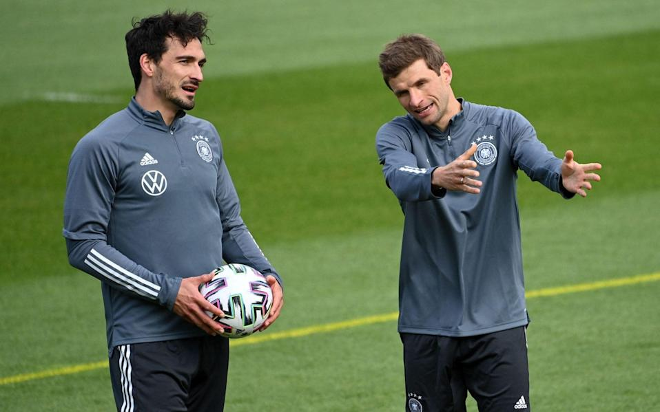 Germany Euro 2021 squad list fixtures latest team news players who 2020 - Getty Images