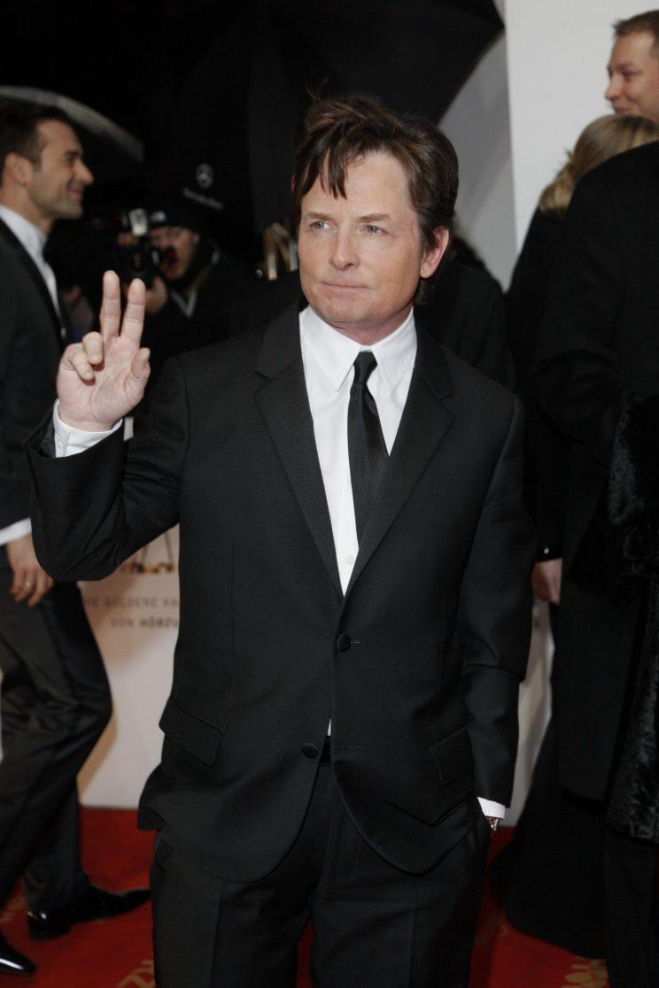 This is Michael J. Fox, not Scott Wolf. (Foto: ddp images)