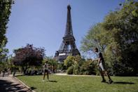 Travel restrictions from France look likely to be dropped next week, according to various reports in the media (AFP via Getty Images)