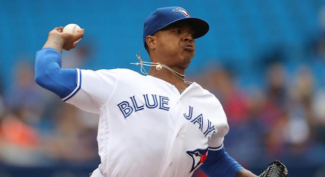 Marcus Stroman is on a bit of a run in the season's second half (Getty)