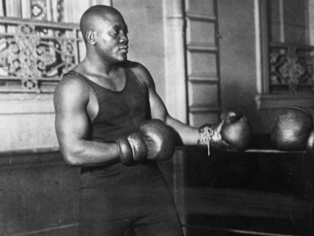 Jack Johnson: Donald Trump posthumously pardons boxing champion