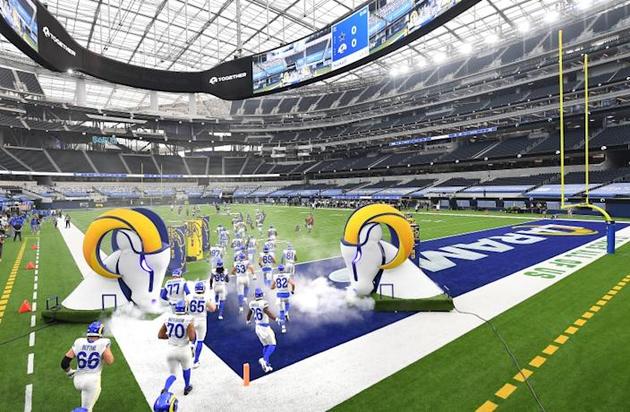 Rams open SoFi Stadium in style with 20-17 win over Cowboys