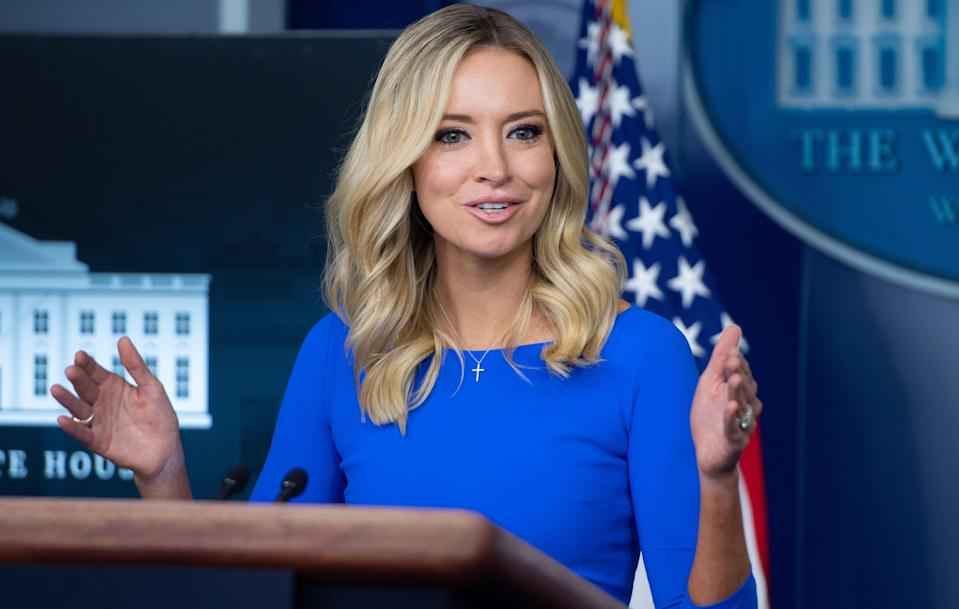 """Kayleigh McEnany will co-host Fox News' """"Outnumbered."""""""