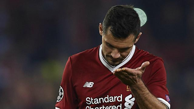 Jurgen Klopp says he does not yet know the extent of an injury suffered by the Croatia international defender during a 3-0 victory over Bournemouth