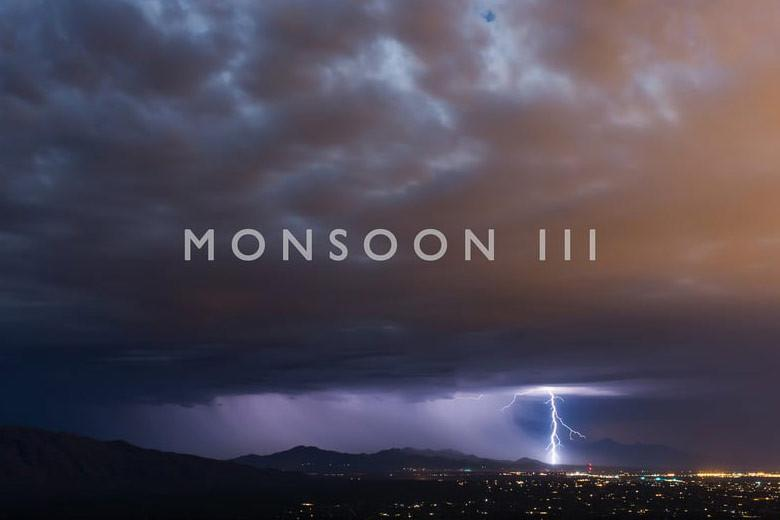 Storm chaser's 4K time-lapse video captures majestic power of a monsoon
