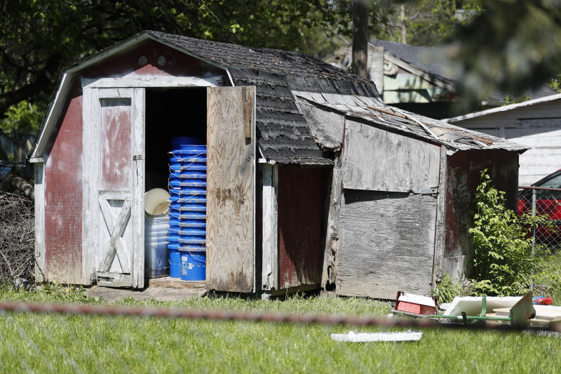 Kidnapped Woman Found Crying in Pit in Neighbor's Shed