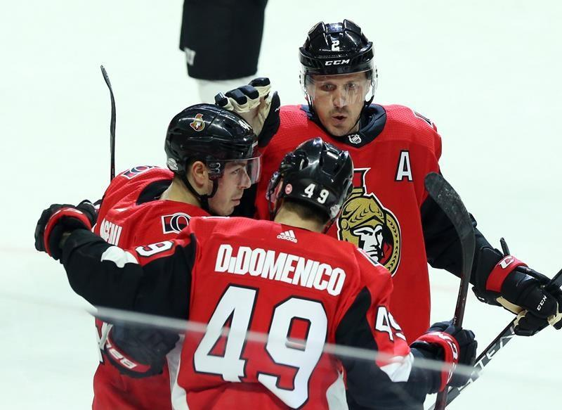 Ottawa Senators trade Phaneuf to Los Angeles Kings for Gaborik