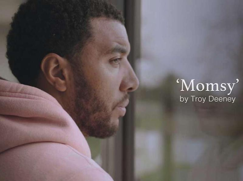 Troy Deeney has recorded a poem dedicated to his mother