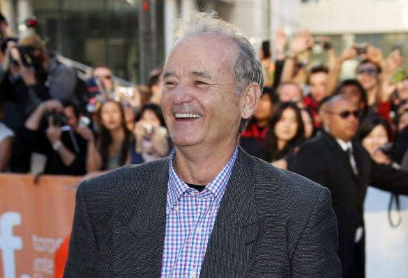Bill Murray Set For An Oscar For Playing FDR?