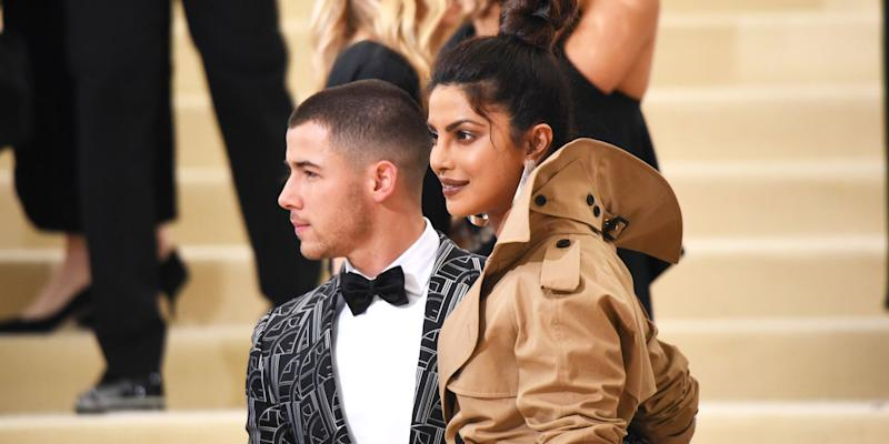 Priyanka Chopra shows off enormous engagement ring for the first time