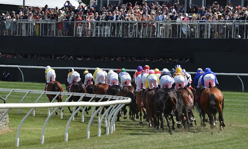 Tens of thousands of punters gather in November at Australia