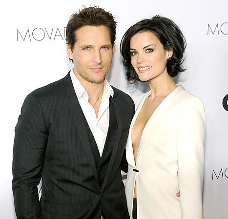 "Peter Facinelli's Most Romantic Gesture Is ""Too Graphic"" to Share, Says Girlfriend Jaimie Alexander"