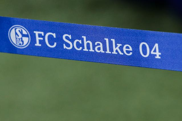 Hiannick Kamba played for FC Schalke 04. (Photo by Erwin Spek/Soccrates/Getty Images)