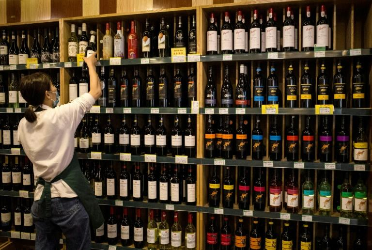 China stokes tensions with fresh probe into Australian wine