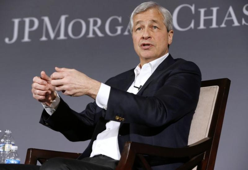 JPMorgan Chase Announces 13% Increase In Second-Quarter Bottom Line