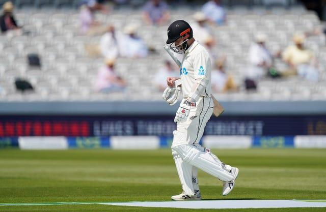 Kane Williamson believes the pitch had a factor in the first Test draw