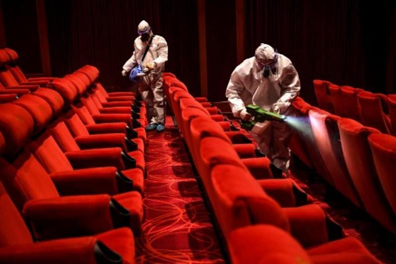 Masks, Online Tickets, No Popcorn in Reopening Delhi Cinemas