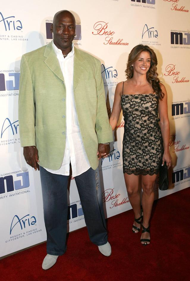 **File Photos** Michael Jordan has announced that he is engaged to his longtime girlfriend Yvette Prieto Michael Jordan 10th Annual Michael Jordan Celebrity Invitational Dinner in BESO at Crystals Las Vegas, Nevada - 31.03.11 Mandatory Credit: WENN.com