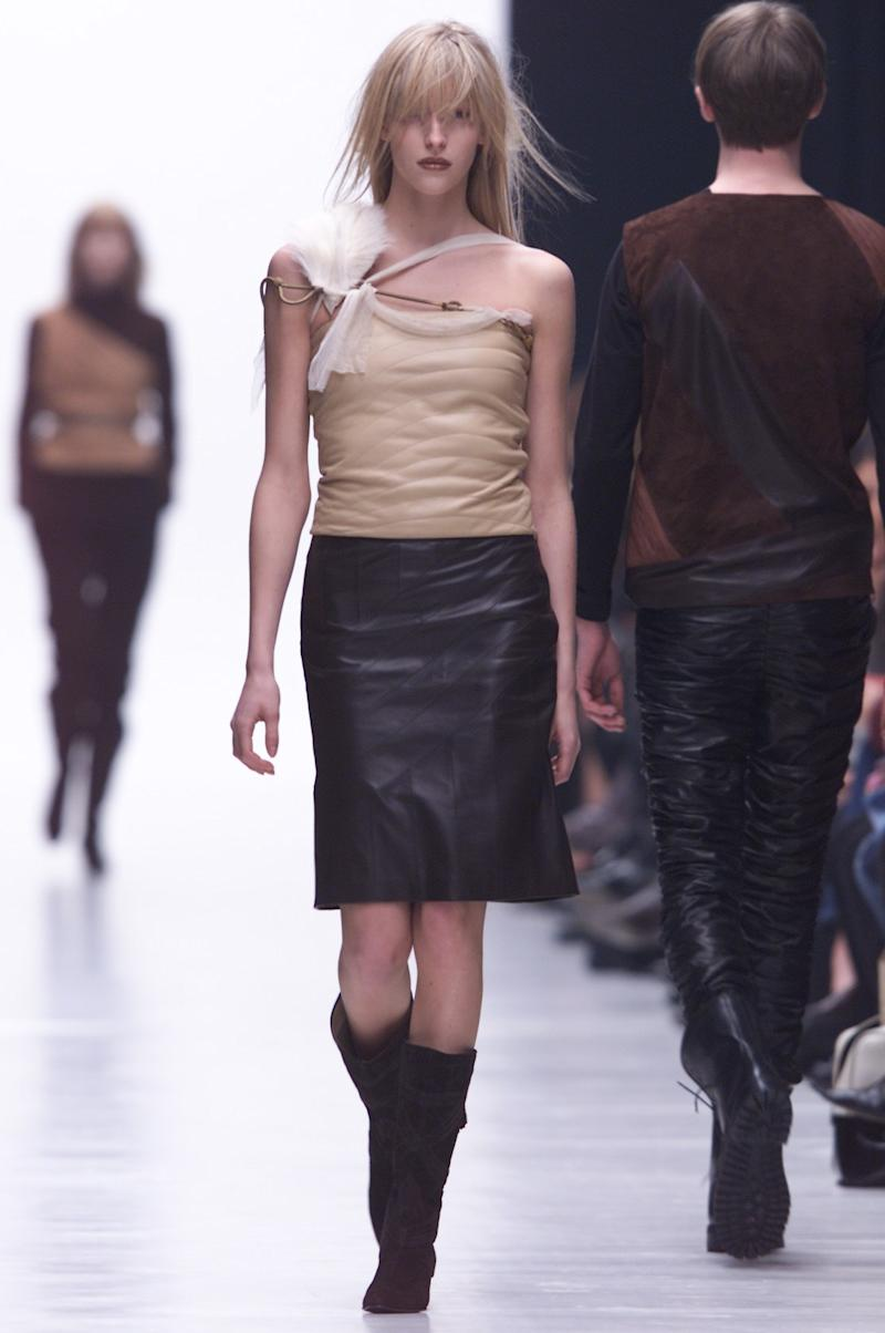 Sophia Kokosalaki for Ruffo Research Fall 2001