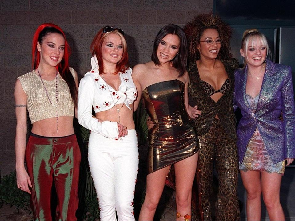 'The Spice Girls were a breath of fresh air for so many of us' (Shutterstock / Featureflash Photo Agency)