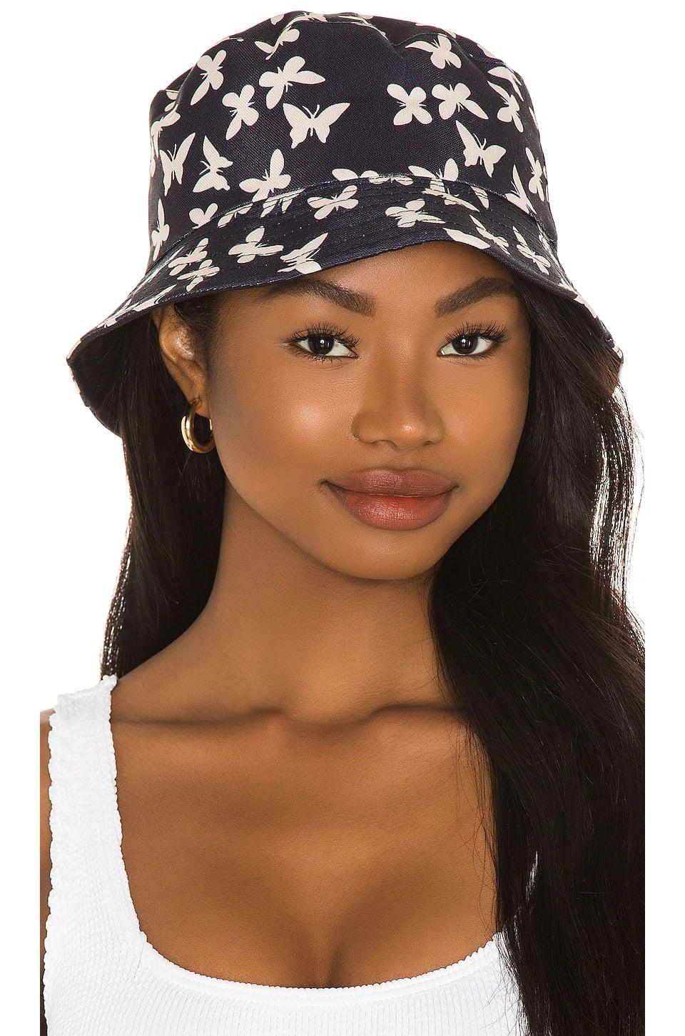<p>This <span>8 Other Reasons Butterfly Print Bucket Hat</span> ($73) will get you lots of compliments.</p>