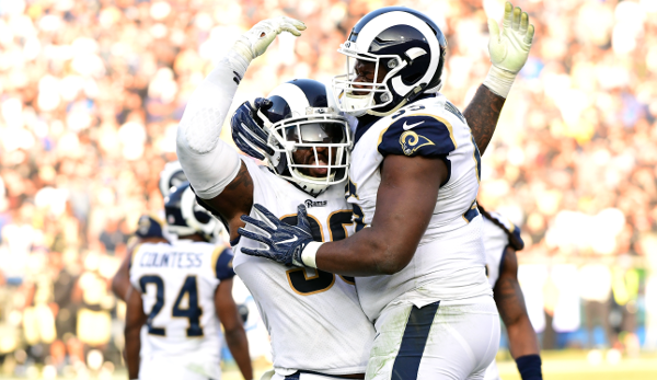 NFL: Roundup Week 12: Rams setzen Statement - Chiefs-Kollaps