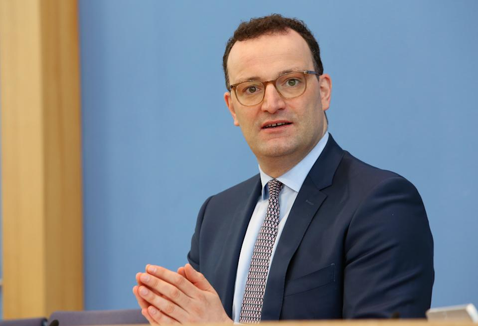 Bundesgesundheitsminister Jens Spahn. (Bild: Adam Berry - Pool/Getty Images)
