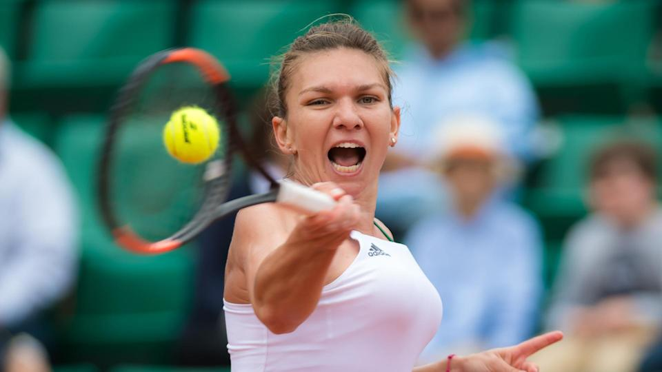 """<p><span>Simona Halep walked away from Roland Garros in 2018 with her first Grand Slam title, according to Forbes, only to win Wimbledon the following year in 2019. One of the biggest names in the sport, she's been ranked No. 1 twice between 2017 and 2019. </span></p> <p><span>The No. 4 highest-paid female athlete of 2020, Halep earned $10.9 million last year, according to Forbes, $6.9 million on the court and $4 million from endorsements. She also has a real estate portfolio that includes ownership of a hotel at a ski resort in her native Romania.</span></p> <p><a href=""""https://www.gobankingrates.com/net-worth/sports/what-is-simona-halep-net-worth/?utm_campaign=1130237&utm_source=yahoo.com&utm_content=15&utm_medium=rss"""" rel=""""nofollow noopener"""" target=""""_blank"""" data-ylk=""""slk:Take a closer look at her total net worth."""" class=""""link rapid-noclick-resp"""">Take a closer look at her total net worth.</a></p> <p><em><strong>Read More: </strong></em><em><strong><a href=""""https://www.gobankingrates.com/net-worth/sports/richest-number-one-nfl-draft-picks/?utm_campaign=1130237&utm_source=yahoo.com&utm_content=16&utm_medium=rss"""" rel=""""nofollow noopener"""" target=""""_blank"""" data-ylk=""""slk:27 Richest No. 1 NFL Draft Picks"""" class=""""link rapid-noclick-resp"""">27 Richest No. 1 NFL Draft Picks</a></strong></em></p> <p><small>Image Credits: Jimmie48 Photography / Shutterstock.com</small></p>"""