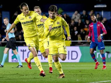 La Liga: Villarreal edge past Levante to put fifth-placed Real Madrid under pressure; Atletico and Valencia drop points