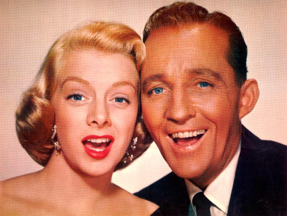 "<p>For me, it's not officially the holiday season until I've seen <em>White Christmas</em>. The 1954 musical stars Bing Cosby, Rosemary Clooney, Danny Kaye, and Vera-Ellen as four performers who decide to host a big show in order to save a small Vermont inn. That heartwarming plot alone would win anyone over, but it's the music by Irving Berlin that takes this movie to another level. — <em>AM</em></p> <p><a href=""https://www.amazon.com/White-Christmas-Bing-Crosby/dp/B000IBUOX4/ref=sr_1_1?dchild=1&keywords=white+christmas+movie&qid=1588369100&sr=8-1"" rel=""nofollow noopener"" target=""_blank"" data-ylk=""slk:Details here"" class=""link rapid-noclick-resp""><em>Details here</em></a></p>"