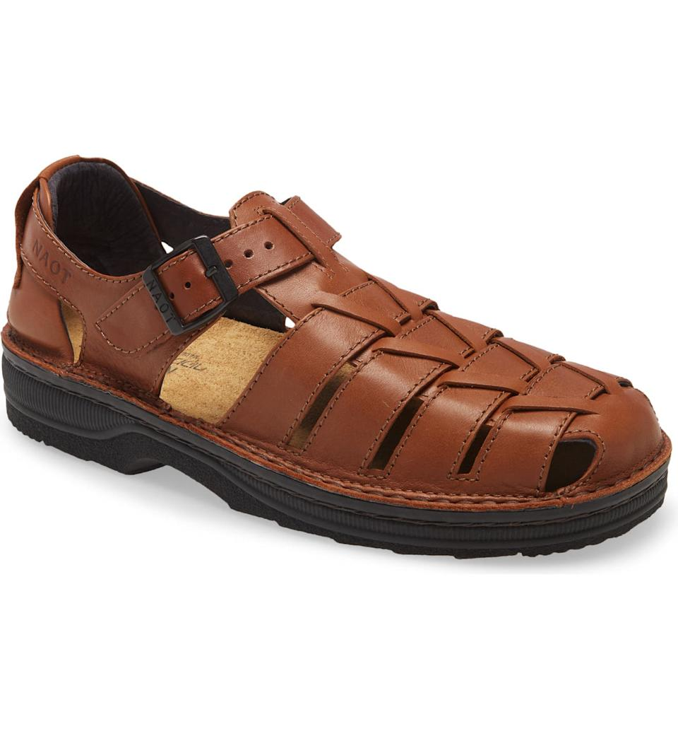Men's Julius Fisherman Sandal. Image via Nordstrom.