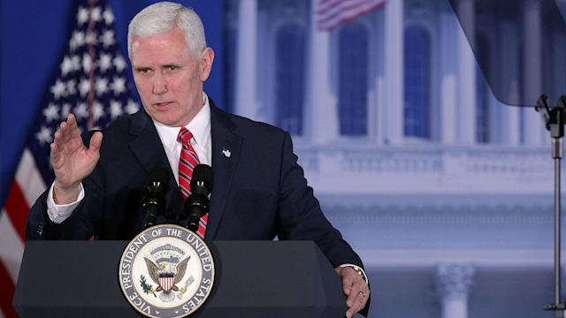 Vice President Mike Pence said he was going to attend the game, but called out players for kneeling during the national anthem.