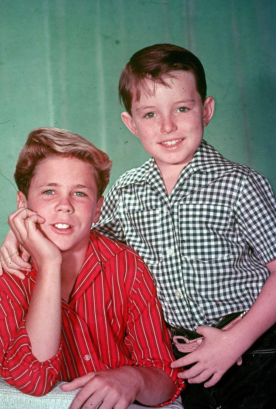 "<p>From 1957 to 1963, Jerry Mathers charmed <em>Leave It To Beaver</em>'s audiences each week as the Cleaver family's adorable little rascal, Theodore ""Beaver"" Cleaver.</p>"