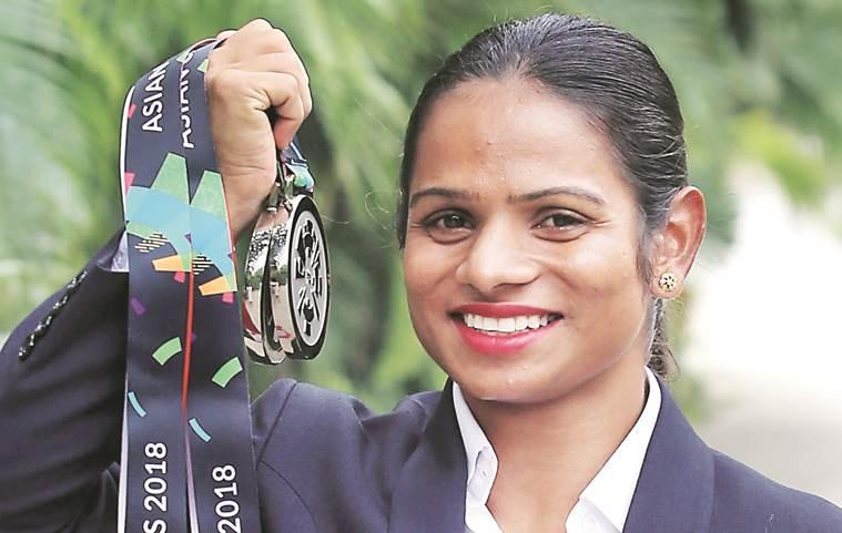 Sprinter Dutee Chand says she   s in same-sex relationship with soulmate