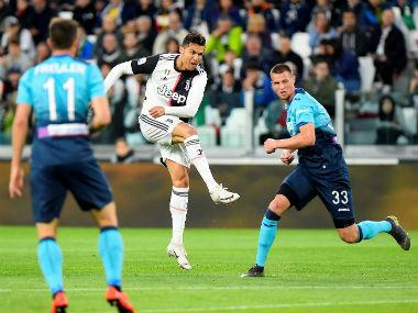 Serie A: Atalanta keep Champions League hopes alive with draw at Juventus as Massimiliano Allegri bids farewell to Old Lady