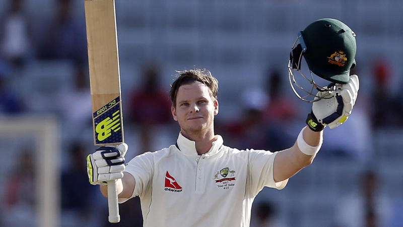 Steve Smith Stays Unbeaten, Australia All Out for 451 in Ranchi