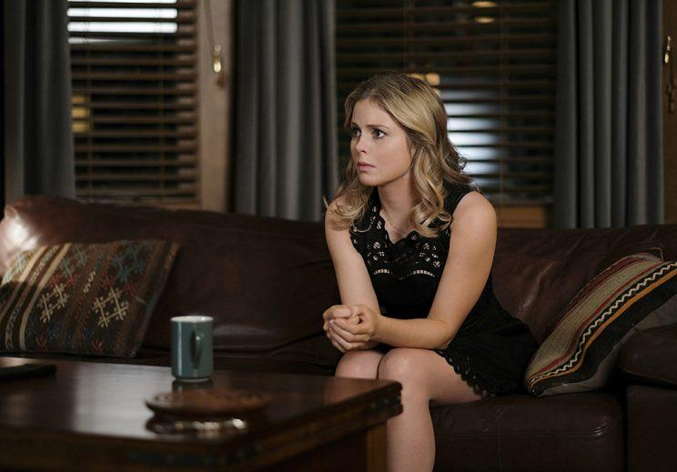 Rose McIver as Liv in the CW's iZombie. (Photo Credit: Robert Falconer/The CW)