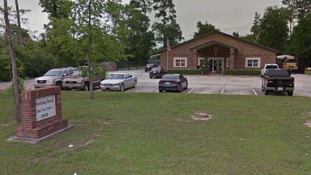 PHOTO: This Google Street View image shows an undated image of Rocking Horse Day Care in Kingwood, Texas where the incident occurred. (Google)